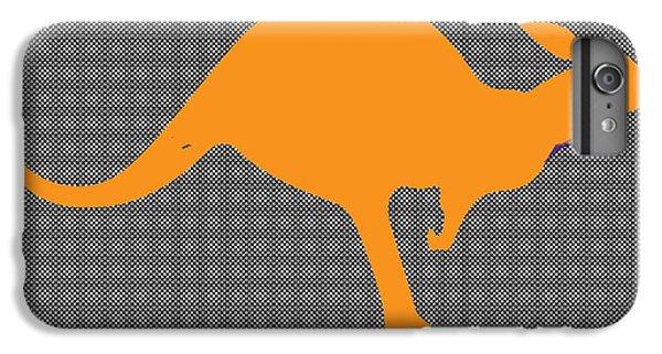 Kangaroo IPhone 7 Plus Case by Manik