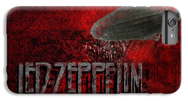 Led Zeppelin IPhone 7 Plus Case by Jack Zulli