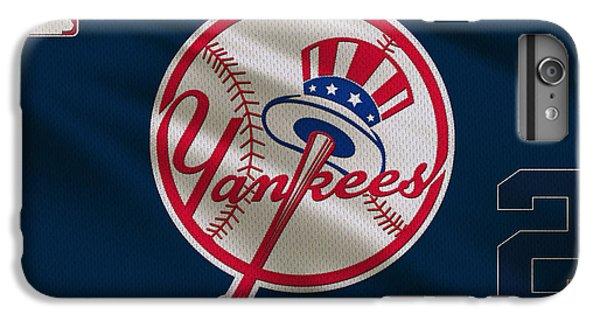 New York Yankees Derek Jeter IPhone 7 Plus Case by Joe Hamilton