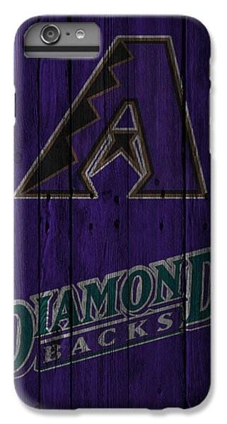 Arizona Diamondbacks IPhone 7 Plus Case by Joe Hamilton