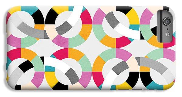 Geometric  IPhone 7 Plus Case by Mark Ashkenazi