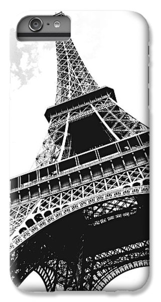 Eiffel Tower IPhone 7 Plus Case by Elena Elisseeva