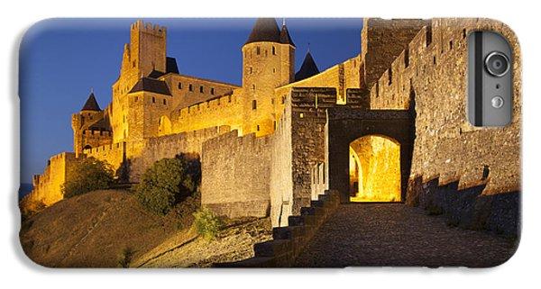 Medieval Carcassonne IPhone 7 Plus Case by Brian Jannsen