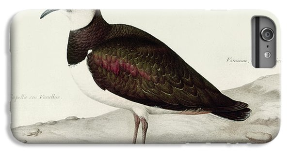A Lapwing IPhone 7 Plus Case by Nicolas Robert