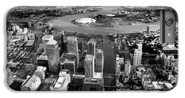 Aerial View Of London 5 IPhone 7 Plus Case by Mark Rogan