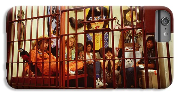Aerosmith - In A Cage 1980s IPhone 7 Plus Case by Epic Rights