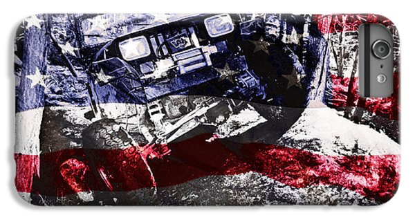 American Wrangler IPhone 7 Plus Case by Luke Moore