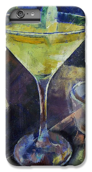 Appletini IPhone 7 Plus Case by Michael Creese