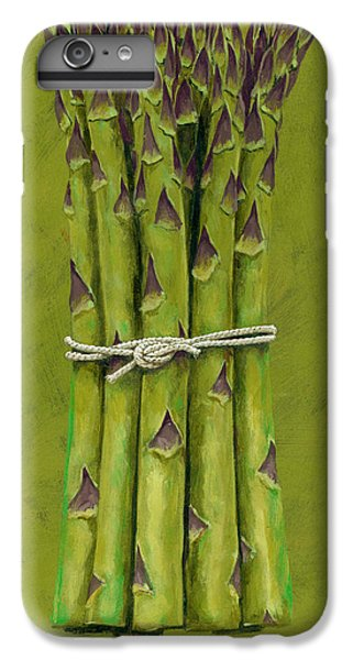 Asparagus IPhone 7 Plus Case by Brian James