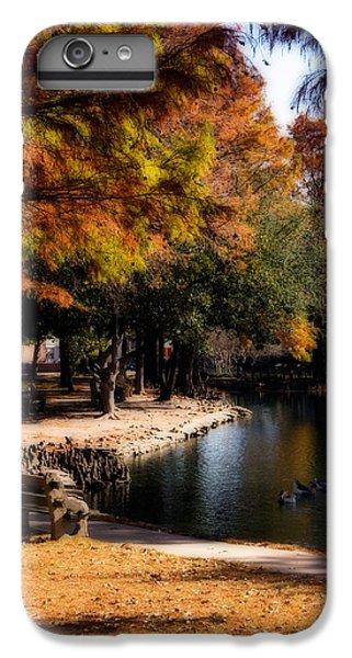 Autumn On Theta IPhone 7 Plus Case by Lana Trussell