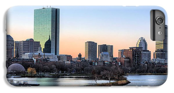 Back Bay Sunrise IPhone 7 Plus Case by JC Findley