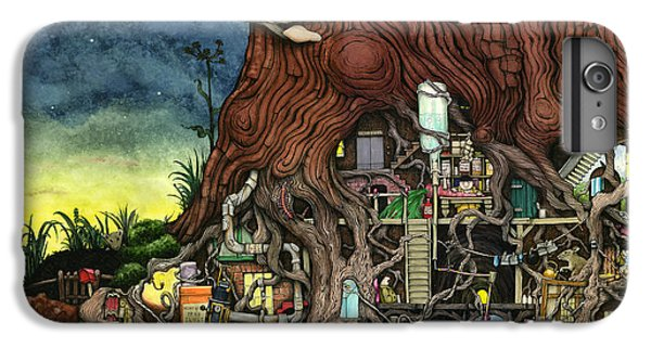 Back To Your Roots IPhone 7 Plus Case by Colin Thompson