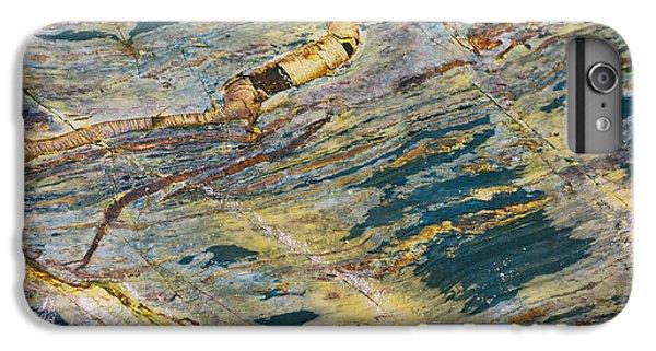 Beach Rock IPhone 7 Plus Case by Georgia Fowler