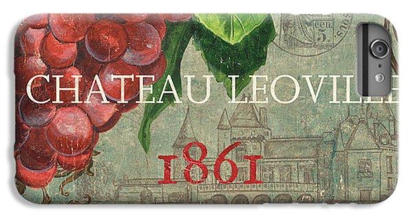 Beaujolais Nouveau 1 IPhone 7 Plus Case by Debbie DeWitt