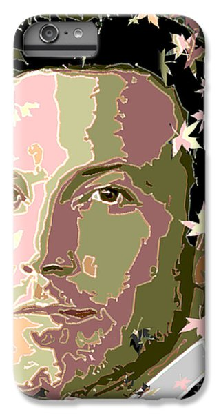 Ben Affleck IPhone 7 Plus Case by Dalon Ryan