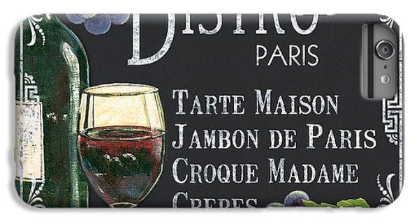 Bistro Paris IPhone 7 Plus Case by Debbie DeWitt