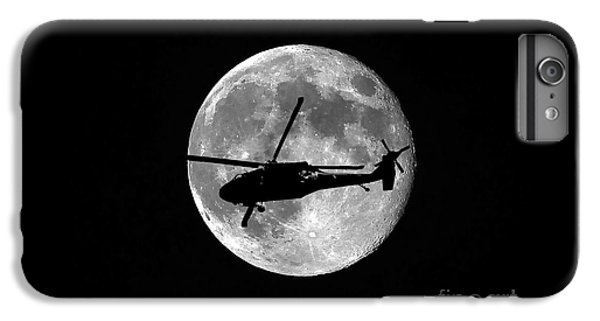 Black Hawk Moon IPhone 7 Plus Case by Al Powell Photography USA