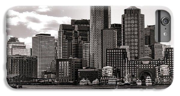 Boston IPhone 7 Plus Case by Olivier Le Queinec