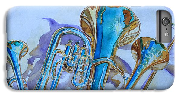 Brass Candy Trio IPhone 7 Plus Case by Jenny Armitage