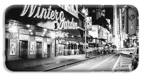 Broadway Theater - Night - New York City IPhone 7 Plus Case by Vivienne Gucwa
