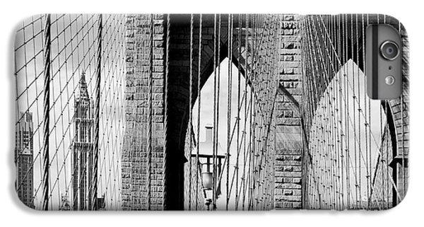 Brooklyn Bridge New York City Usa IPhone 7 Plus Case by Sabine Jacobs