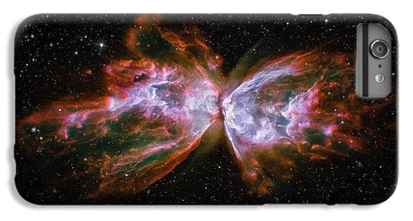 Butterfly Nebula Ngc6302 IPhone 7 Plus Case by Adam Romanowicz