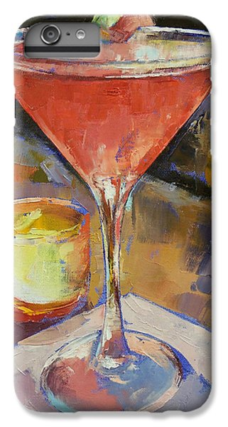 Cosmopolitan IPhone 7 Plus Case by Michael Creese