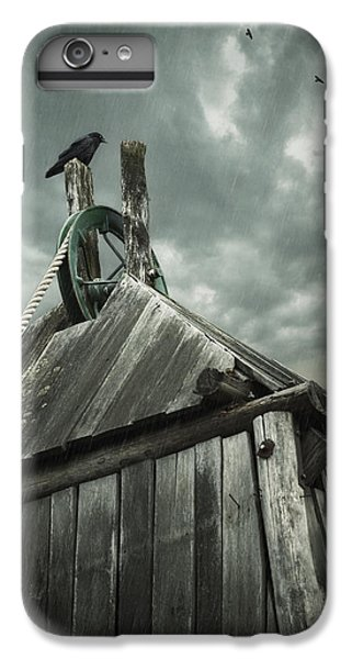 Dark Days IPhone 7 Plus Case by Amy Weiss