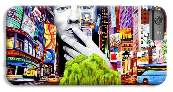 Dave Matthews Dreaming Tree IPhone 7 Plus Case by Joshua Morton