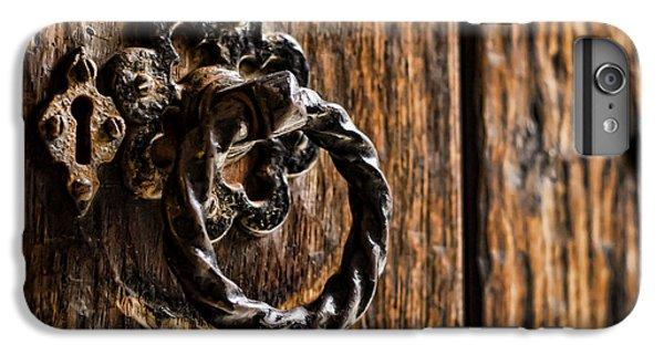 Door Knocker IPhone 7 Plus Case by Heather Applegate