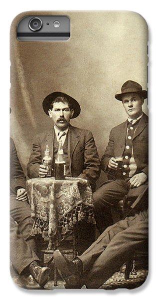 Drinking Buddies IPhone 7 Plus Case by Jon Neidert
