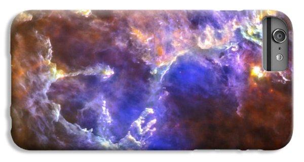 Eagle Nebula IPhone 7 Plus Case by Adam Romanowicz