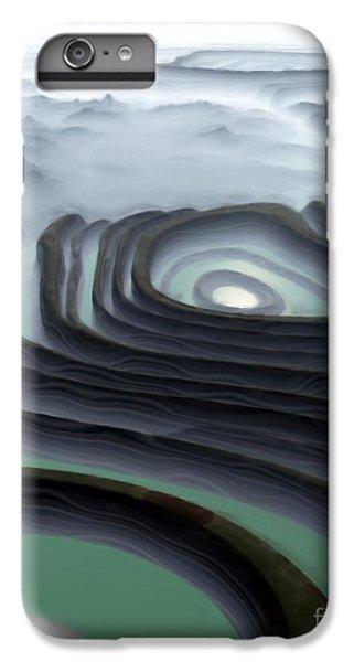 Eye Of The Minotaur IPhone 7 Plus Case by Pet Serrano