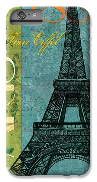 Francaise 1 IPhone 7 Plus Case by Debbie DeWitt
