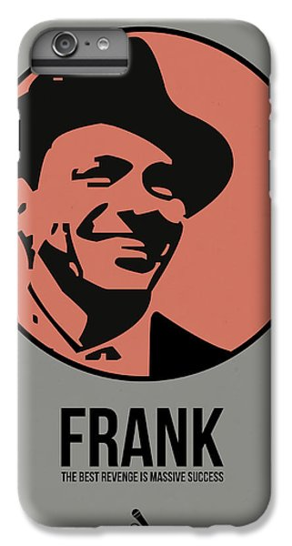Frank Poster 1 IPhone 7 Plus Case by Naxart Studio