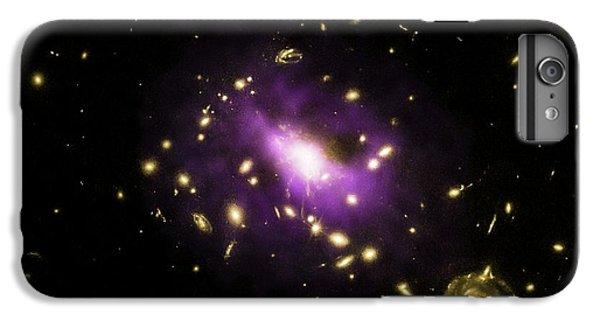Galaxy Cluster Rx J1532 IPhone 7 Plus Case by Nasa/cxc/stanford/j.hlavacek-larrondo Et Al/esa/stsci/m.postman And Clash Team