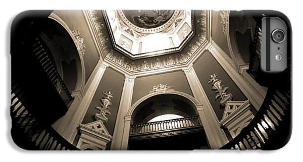 Golden Dome Ceiling IPhone 7 Plus Case by Dan Sproul