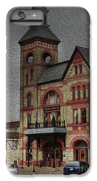 Groundhog Day IPhone 7 Plus Case by David Bearden