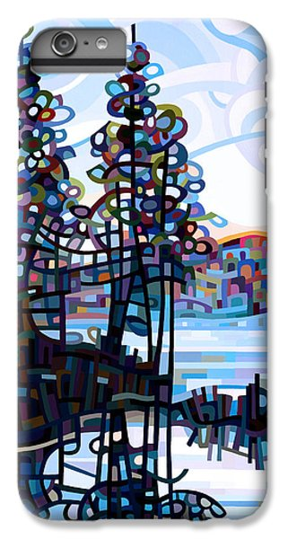 Haliburton Morning IPhone 7 Plus Case by Mandy Budan
