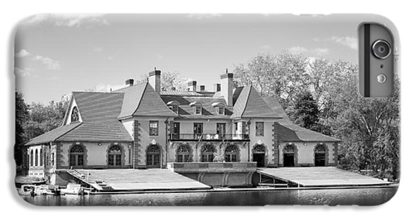 Weld Boat House At Harvard University IPhone 7 Plus Case by University Icons