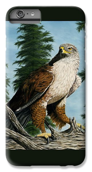 Hawkeye IPhone 7 Plus Case by Rick Bainbridge