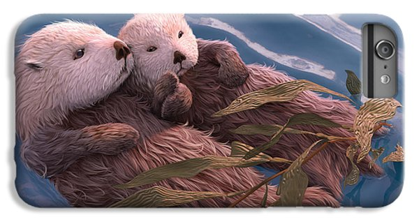 Holding Hands IPhone 7 Plus Case by Gary Hanna