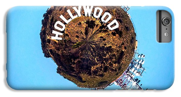 Hollywood Sign Circagraph IPhone 7 Plus Case by Az Jackson