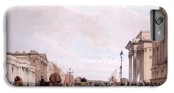 Hyde Park Corner, Looking IPhone 7 Plus Case by Thomas Shotter Boys
