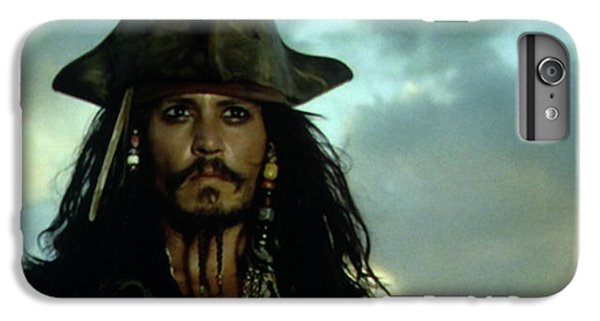 Jack Sparrow IPhone 7 Plus Case by Jack Hood