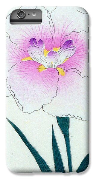 Japanese Flower IPhone 7 Plus Case by Japanese School
