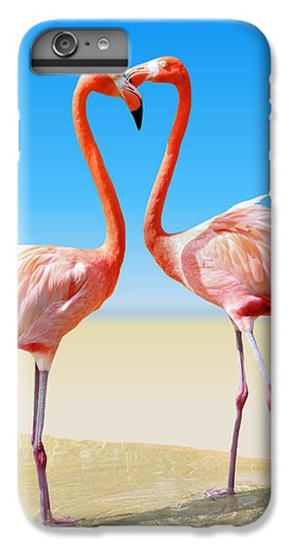 Just We Two IPhone 7 Plus Case by Kristin Elmquist