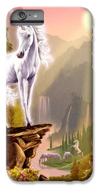 King Of The Valley IPhone 7 Plus Case by Garry Walton