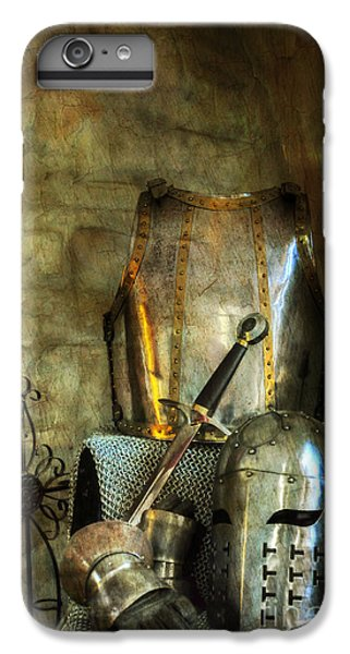 Knight - A Warriors Tribute  IPhone 7 Plus Case by Paul Ward
