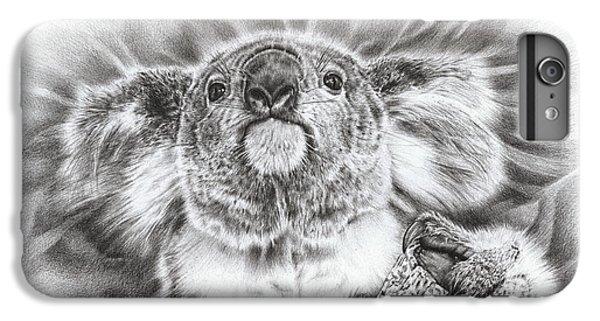 Koala Roto Princess IPhone 7 Plus Case by Remrov